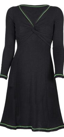 Organic wool dress