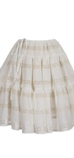 S16-Strut-skirt-lace-White